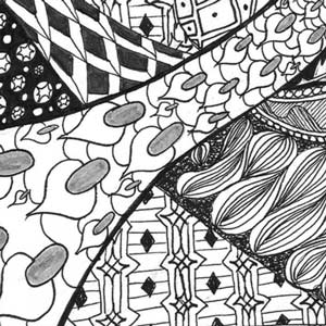 Unbroken Journal pattern