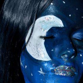 night makeup