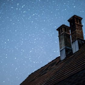 "starry sky, image for ""Starlight In You"" by Daniel Lind"