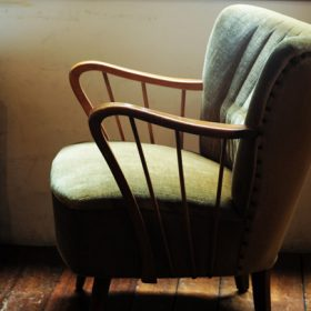 armchair - image for Imagine the Chair by Kit Kennedy