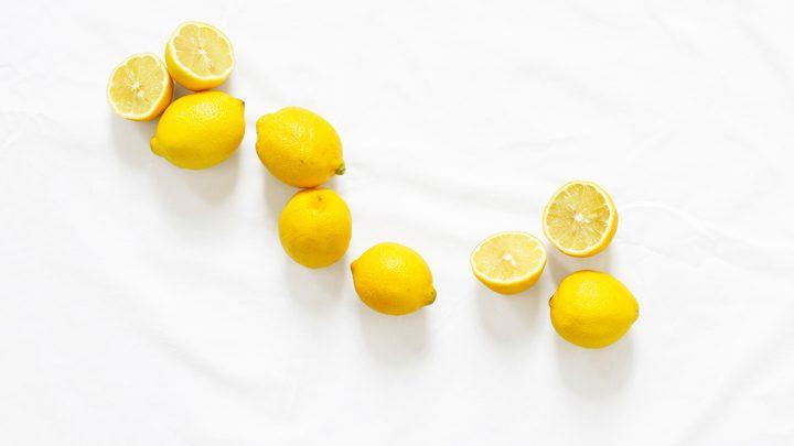 lemons, image for 'Morningtime' by Samuel Lieb