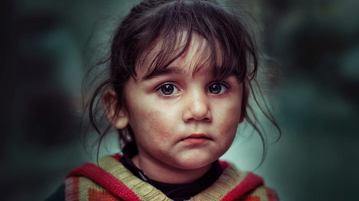 little girl, an image for 'Unintended Consequences' by Marissa Glover