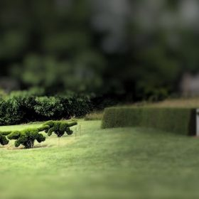 Topiary Gardens by Barbara Westwood Diehl