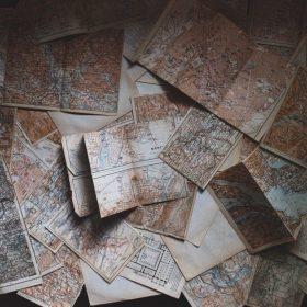 Map by Karen Neuberg
