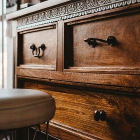 The Dresser by Paige Blackburn